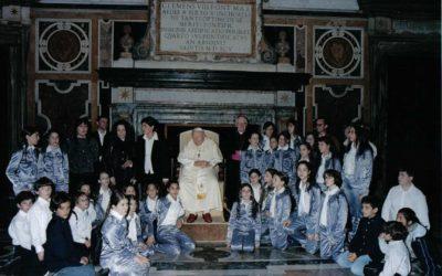 GIURAMENTO DELLE GUARDIE SVIZZERE A ROMA 2004